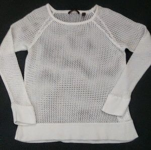 Mesh Style Top!